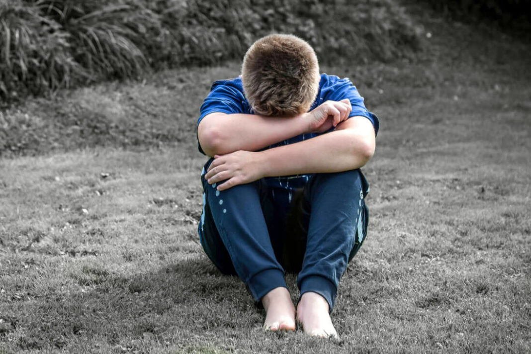 Persona introversa, come affrontare lutto