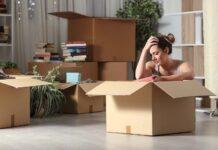 Occuparsi della casa di una persona che non c'è più